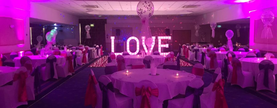 contact us if you are looking to hire some giant light up LED love letters
