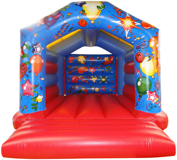 Adult and family bouncy castles for hire