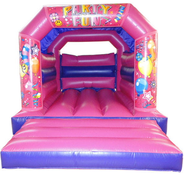 Childrens bouncy castle for ages up to 12, disney, princess, superheroes, dinosaur and football themes