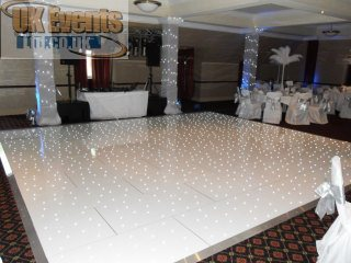 twinkly portable flooring