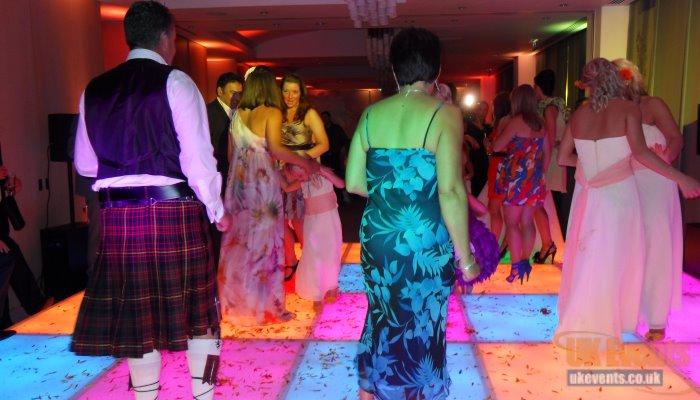 Saturday Night Fever Dance Floor