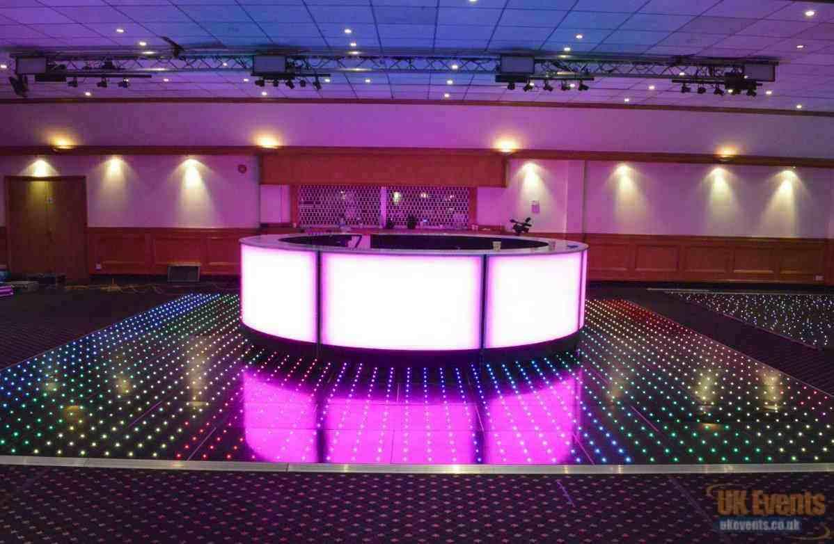 LED Bar Hire UK Events