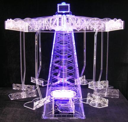 LED Carousel Centre