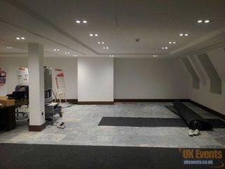 carpet a whole room