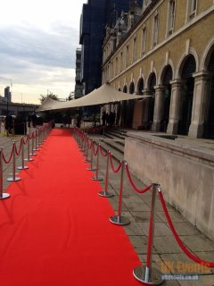 VIP red carpet rentals