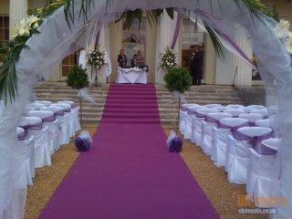 VIP pink carpet rentals