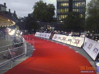 royal albert hall tv awards red carpet