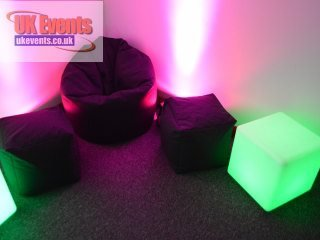 Soft Cube Seating
