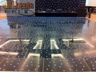 large dance floors for sale in black