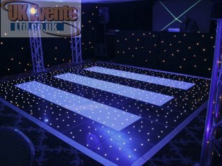 mix and match your starlit dance floor panels