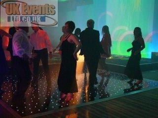 black starlight dance floor