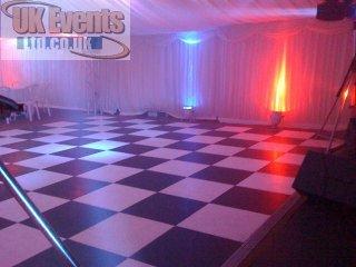 Black and White flooring