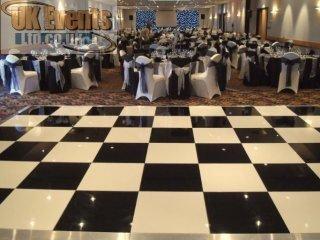 hotel dance floor rentals