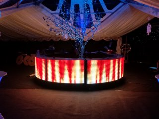 LED Bars for Hire