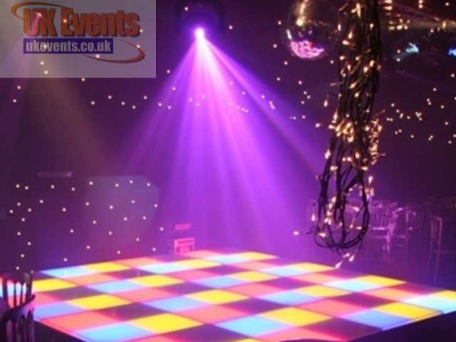Hire a dance floor picture