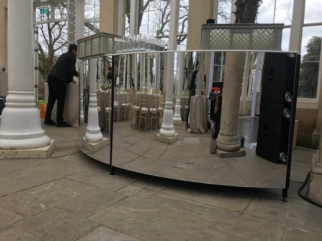 Mirror Function bar rentals