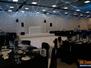 white star cloth at the Grvce Hotel in Watford