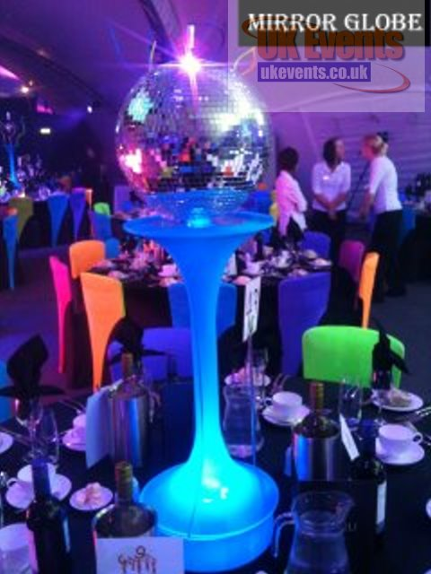 LED Table Centre Hire