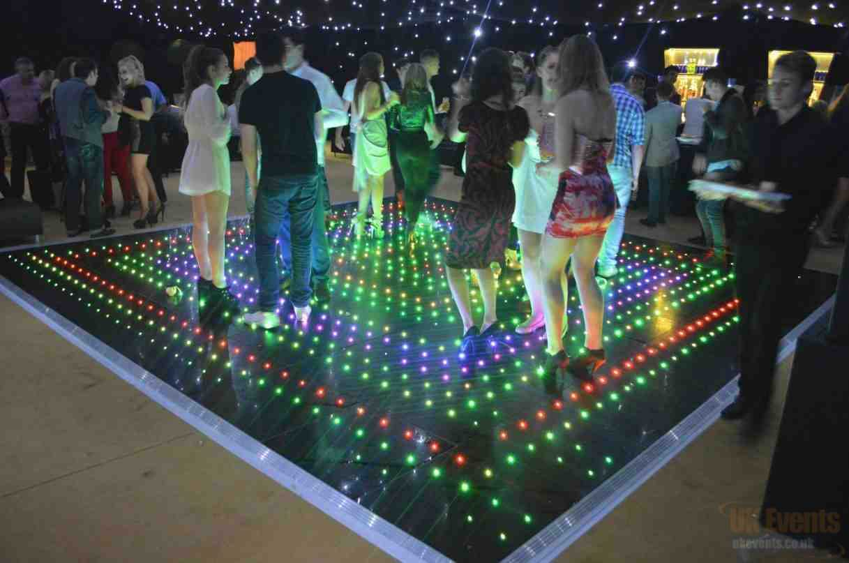 Illumilok Dance Floor Hire