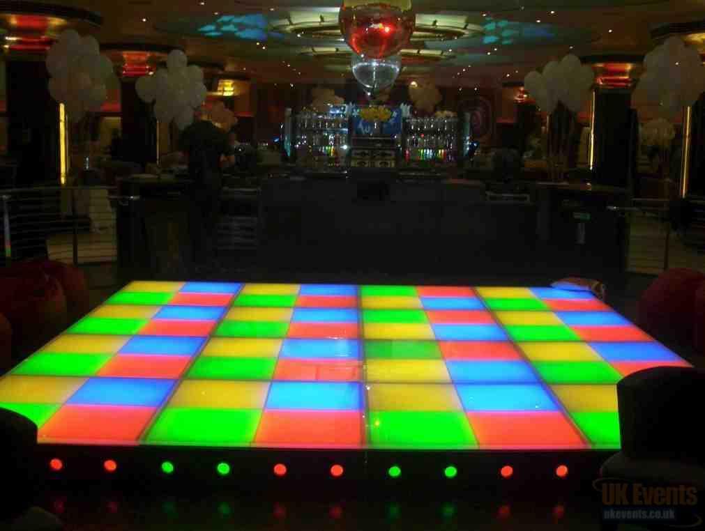Night Fever Dance Floor Hire