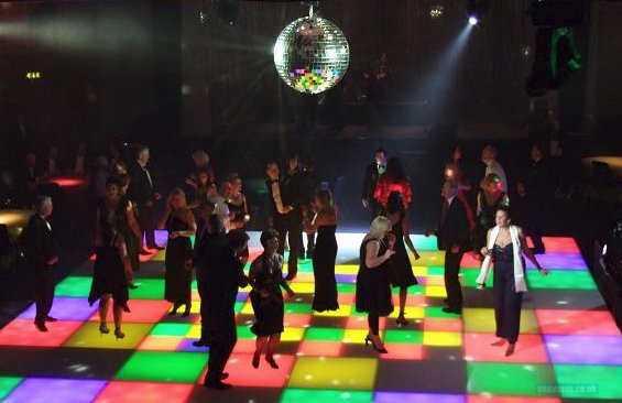Retro Dance Floor Hire