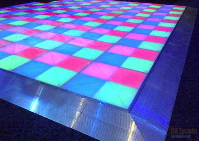 70's Disco Dance Floor Hire