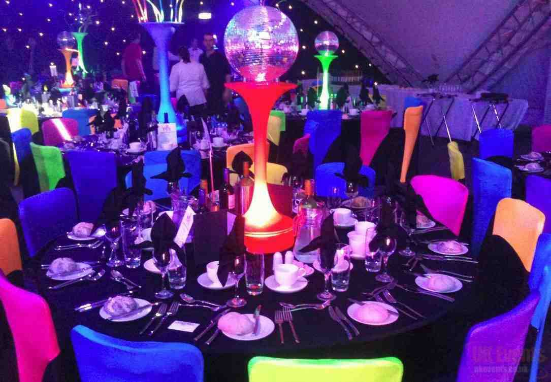 Table Centres and Table Dressing